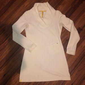 Cream Lole tunic